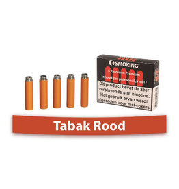 E-Smoking Refill Tobacco Red