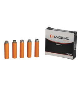 E-Smoking Refill Regular Tobacco Brown
