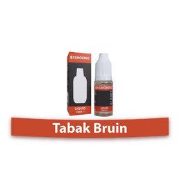 E-Rauchen E-Liquid - Tabak Braun