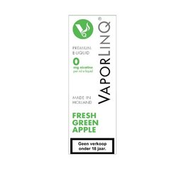 Vaporlinq E-Liquid - Green Apple