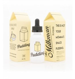 Die Milkman - Pudding - 50ml