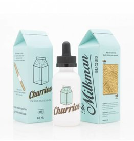 Die Milkman - Churrios - 50ml