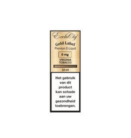 Exclucig Gold Label Virginia Tobacco