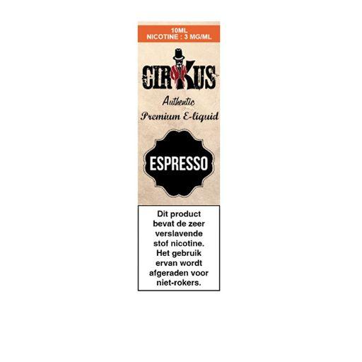 Authentic Cirkus - Espresso