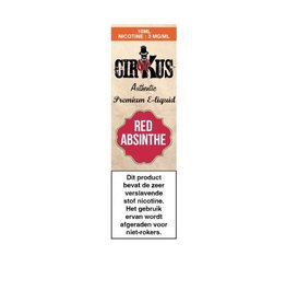 Authentic Circus - Red Absinthe