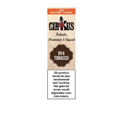 Authentic Cirkus - RY4 Tobacco