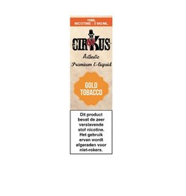 Authentic Cirkus - Gold Tobacco