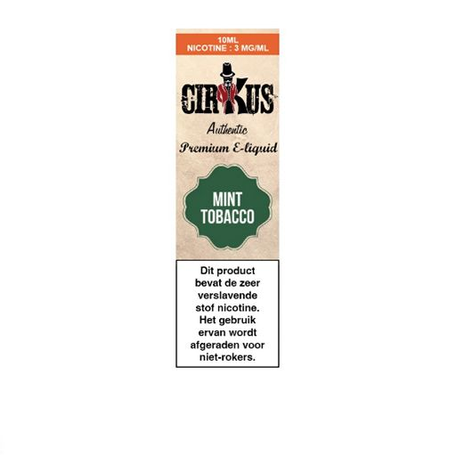 Authentic Cirkus - Mint Tobacco
