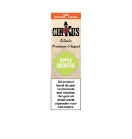Authentic Cirkus - Apple Absinthe