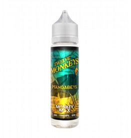 Twelve Monkeys Monkey Mix - Mangabeys (50ml.)