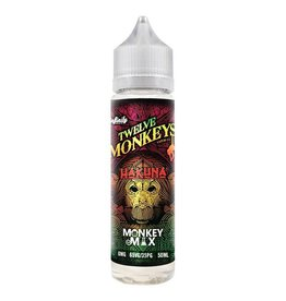 Twelve Monkeys Monkey Mix - Hakuna (50ml.)