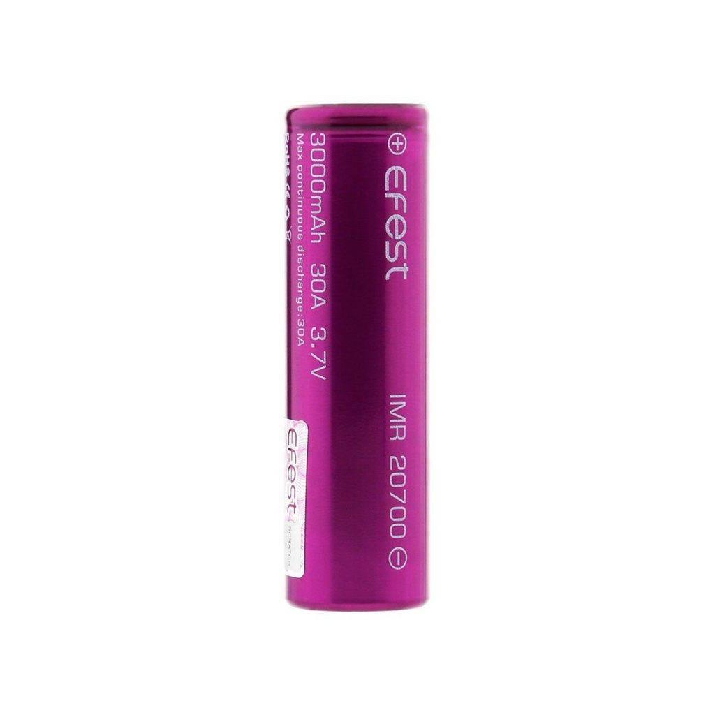 Efest IMR 20700 30A Batterij - 1pc