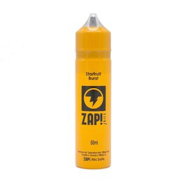 ZAP! Juice - Star Fruit Burst 50ml