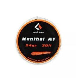 5m GeekVape Atomizer DIY Kanthal A1 Tape Wire (22GA)