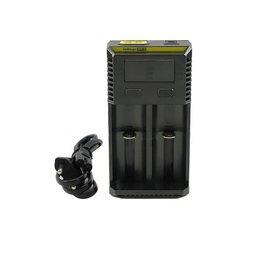 Nitecore Intellicharger i2 oplader