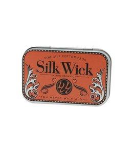 Katoen - Silk Wick (Flavormonks)