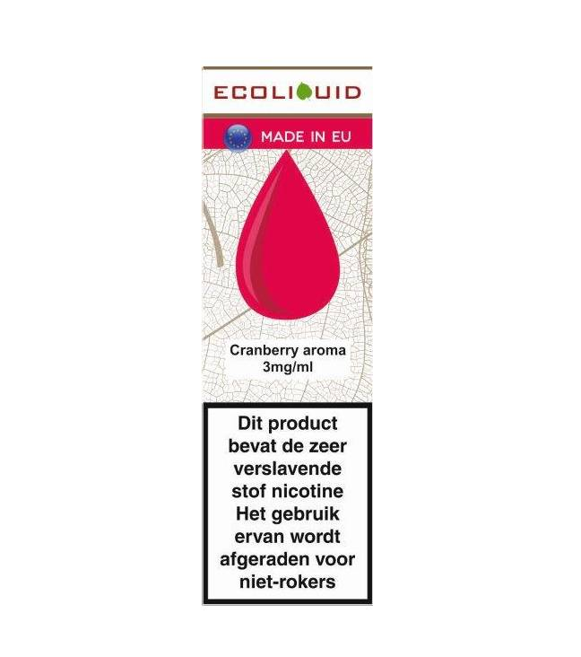 Ecoliquid - Cranberry