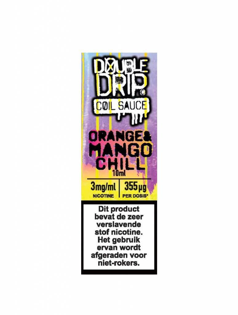 Double Drip - Orange & Mango Chill (High VG)