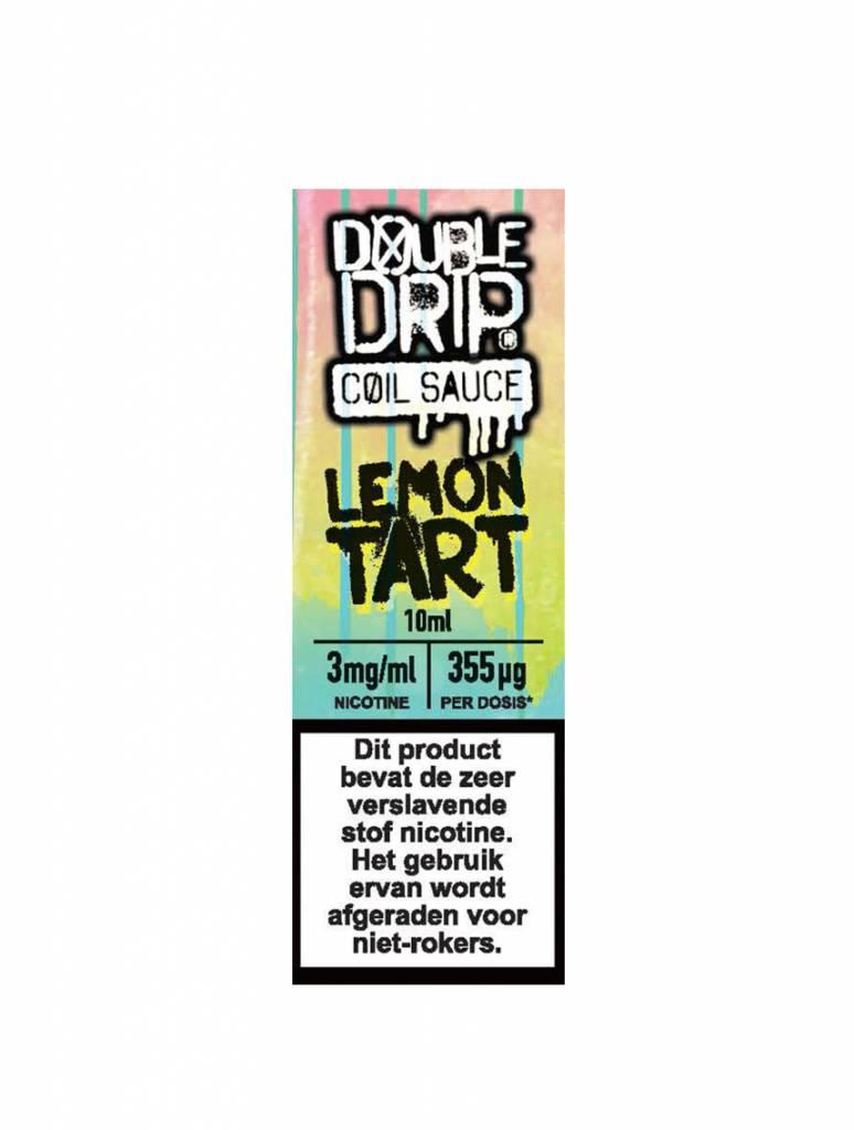 Double Drip - Lemon Tart (High VG)