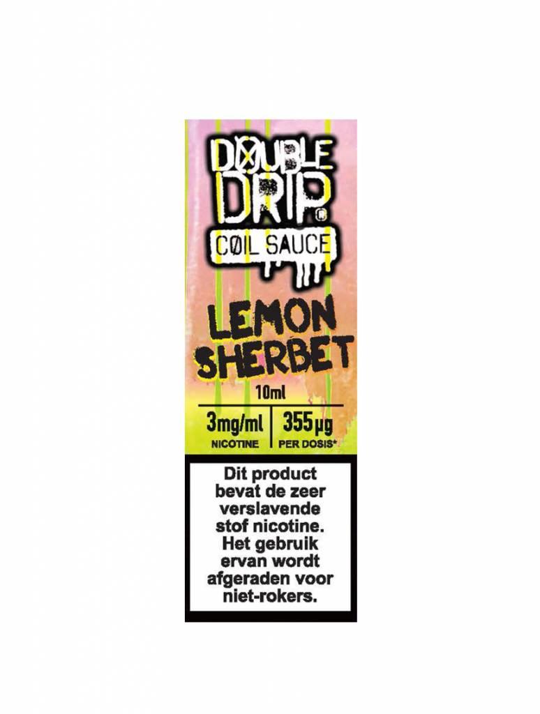 Double Drip - Lemon Sherbet (High VG)