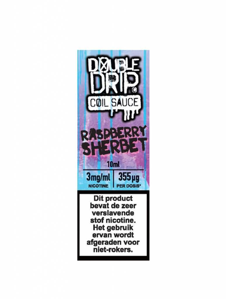 Double Drip - Raspberry Sherbet (High VG)