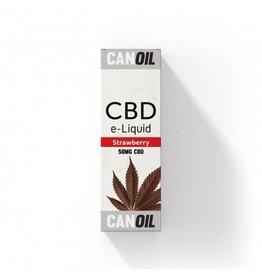 Canoil CBD E-liquid Strawberry 50MG CBD