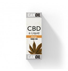 CanOil CBD Oil 5% (500MG) - 10ML Full Spectrum CBD