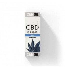 Canoil CBD E-liquid Mint 100MG CBD