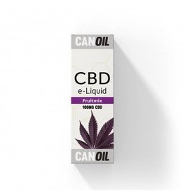 Canoil CBD E-liquid Fruit mix 100MG CBD