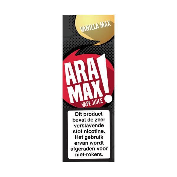 Aramax - Vanilla Max