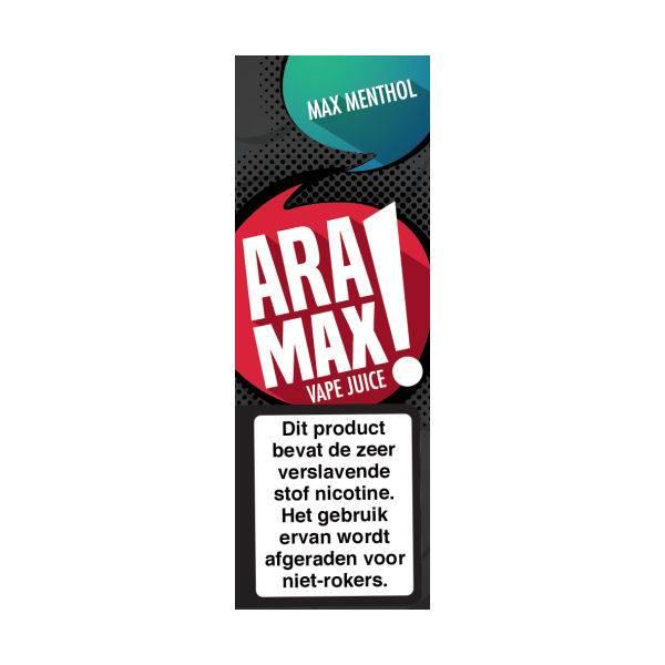 Aramax - Max Menthol