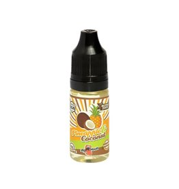 Retro Big Mouth Juice Flavor - Ananas & Kokos