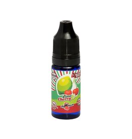 Retro Big Mouth Juice Flavour - Lime & Kirsche