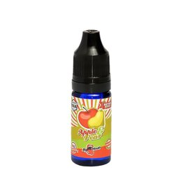 Retro Big Mouth Juice Flavour - Apfel & Birne