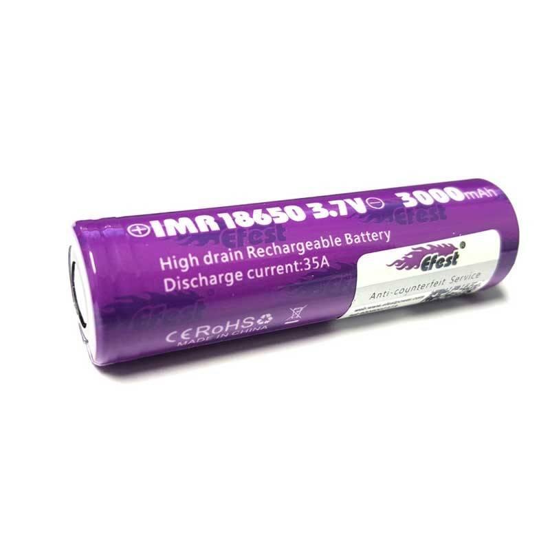 18650 batterijen