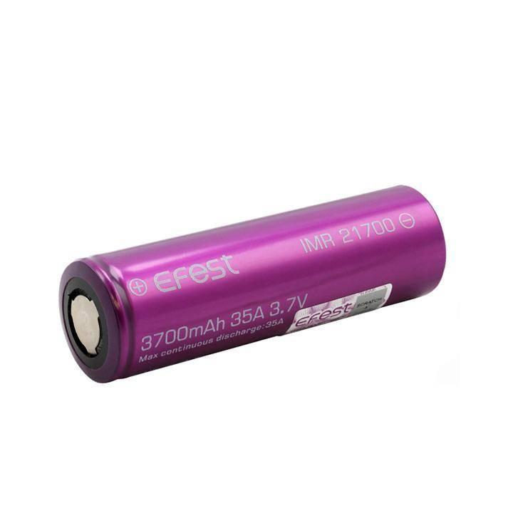 21700 batterijen