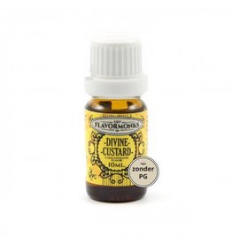 Flavormonks Aroma - Divine Custard (PG-FREE)