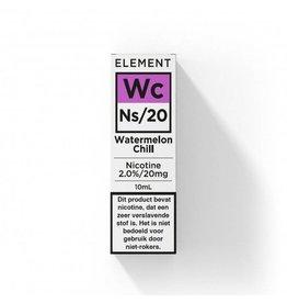 Element - Nic Salts - Watermelon Chill