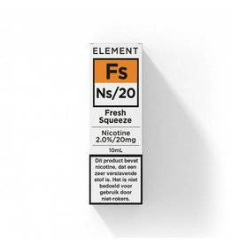 Element - Nic Salze - Fresh Squeeze - Ns / 20MG