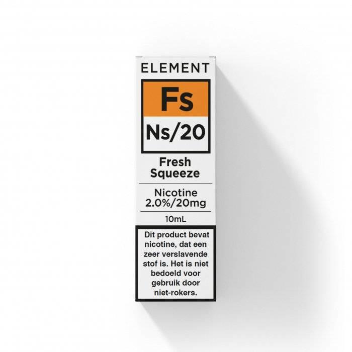 Element - Nic Salts - Fresh Squeeze