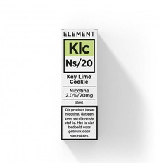 Element - Nic Salts - Key Lime Cookie - Ns / 20MG