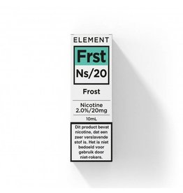 Element - Nic Salts - Frost