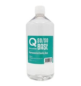 Qpharm Base  1 Liter - 0mg