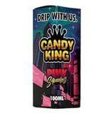 Candy King - Pink Squares