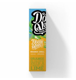 Doozy Vape - Cool Range - Orange Chill - 50ML