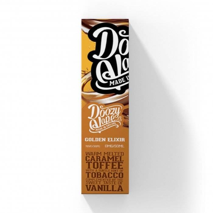Doozy Vape - Dessert Range - Golden Elixir