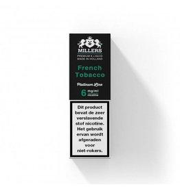 Millers Juice Platinum Line - Französisch Tobacco