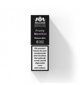 Millers Juice Platinumline - Fruity Menthol