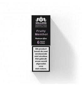 Millers Platinum - Fruity Menthol