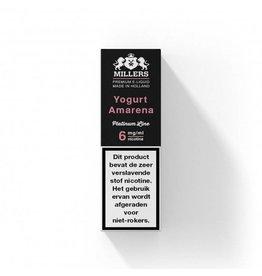 Millers Juice Platinum Line - Joghurt Amarena